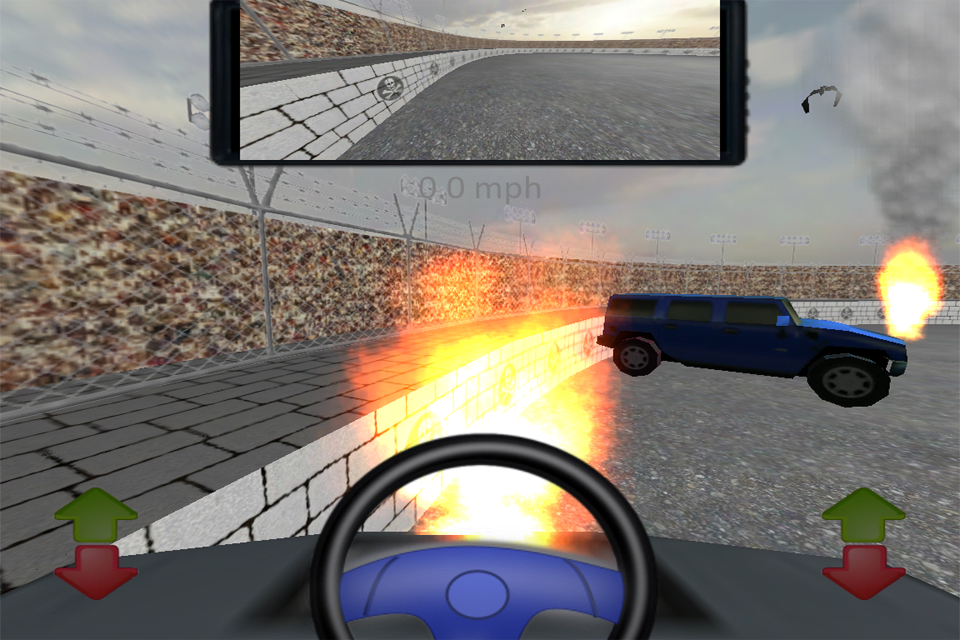 Screenshot Demolition Derby 3D: Arena of Death